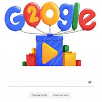 20 anos do Google