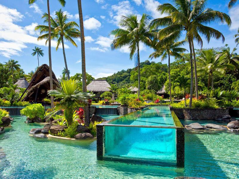 10 piscinas mais fascinantes do mundo